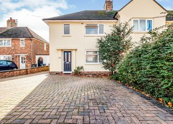 Thumbnail 2 bed semi-detached house for sale in Williams Road, Shoreham-By-Sea