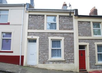 Thumbnail 3 bed terraced house for sale in Highbury Road, Torquay
