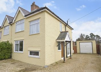 3 bed semi-detached house for sale in Ashurst Road, West Moors, Ferndown BH22