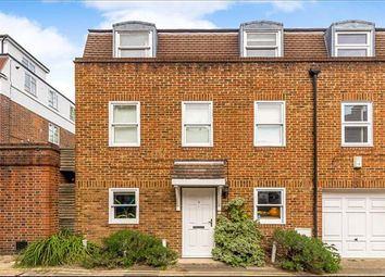 3 bed terraced house for sale in High Street Mews, London SW19