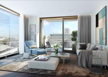 Thumbnail 1 bed flat for sale in Southbank Place, Belvedere Road, London