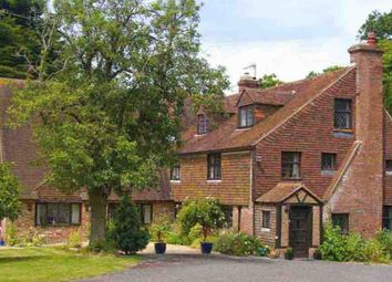 Thumbnail 9 bed country house for sale in Church Road, Herstmonceux, Hailsham