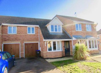 Thumbnail 3 bed terraced house to rent in Ryngwell Close, Brixworth, Northampton