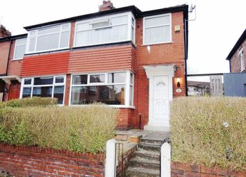 Thumbnail 2 bedroom semi-detached house for sale in Cornwall Road, Droylsden, Manchester