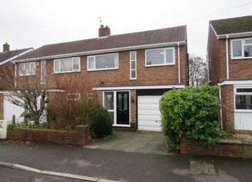 3 bed semi-detached house for sale in Linden Drive, Prenton CH43