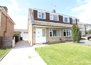 Thumbnail 3 bedroom semi-detached house for sale in Arundel Street, Garforth, Leeds