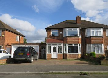 Thumbnail 3 bed semi-detached house for sale in Amanda Court, Langley, Slough