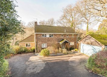 Thumbnail 4 bedroom detached house for sale in Hound Road, Netley Abbey