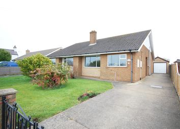 Thumbnail 2 bed semi-detached bungalow for sale in Station Road, Legbourne, Louth