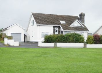 Thumbnail 5 bed detached bungalow for sale in Brynhyfryd, Nr. Aberporth