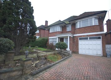 Thumbnail 4 bed detached house for sale in Highview Gardens, Finchley N3,