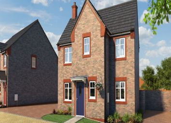 Thumbnail 3 bed detached house for sale in The Paddocks Wellington Road, Horsehay, Telford