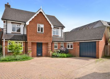 Thumbnail 5 bed detached house for sale in Hayward Road, Thames Ditton, Thames Ditton