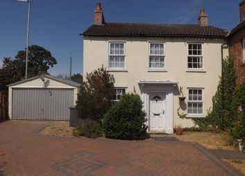 Thumbnail 3 bed semi-detached house for sale in Shortmead Street, Biggleswade, Bedfordshire