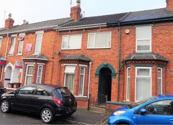 Thumbnail 3 bed terraced house for sale in Nelthorpe Street, Lincoln