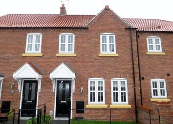 Thumbnail 3 bedroom terraced house to rent in Attringham Park, Kingswood, Hull