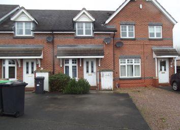 Thumbnail 2 bed town house to rent in Cheyne Walk, Hucknall, Nottingham