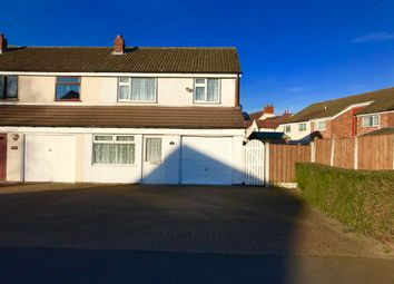 Thumbnail Semi-detached house for sale in Cannock Road, Burntwood