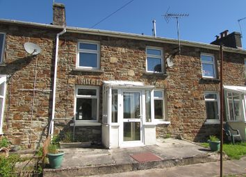 Thumbnail 2 bed terraced house to rent in Cae Bryn Terrace, Brynmenyn, Bridgend.
