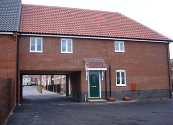 Thumbnail 1 bedroom flat to rent in Turing Court, Kesgrave, Ipswich