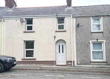 Thumbnail 4 bedroom terraced house to rent in Monkton Lane, Pembroke, Pembrokeshire