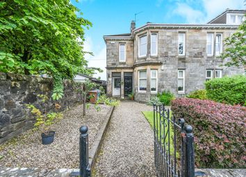Thumbnail 3 bed flat for sale in Kings Road, Beith