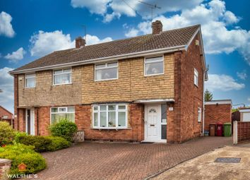 Thumbnail 3 bed semi-detached house for sale in Holmfirth Road, Scunthorpe