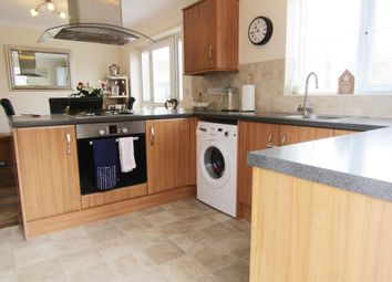Thumbnail 3 bed property to rent in Thistle Close, Yaxley, Peterborough
