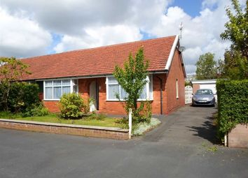 Thumbnail 2 bed semi-detached bungalow for sale in Woodlands Drive, Fulwood, Preston