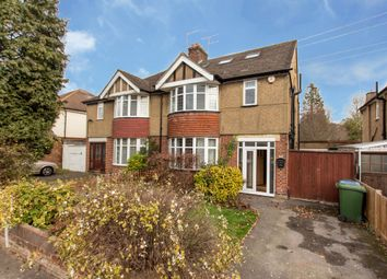 Thumbnail 4 bed semi-detached house to rent in Orchard Drive, Watford