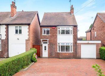 Thumbnail 3 bedroom detached house for sale in Papplewick Lane, Hucknall, Nottingham, Nottinghamshire