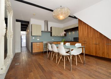 Thumbnail 3 bed flat to rent in Teesdale Street, London
