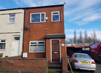 Thumbnail 3 bed end terrace house for sale in Warrington Road, Wigan, Greater Manchester, .