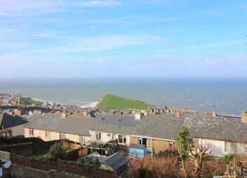 Thumbnail 3 bed terraced house to rent in Queens Avenue, Ilfracombe
