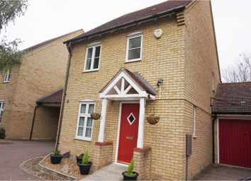 Thumbnail 3 bed detached house for sale in Haydon Close, Maidstone