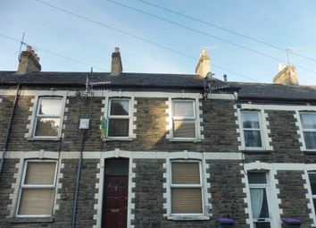 Thumbnail 3 bed terraced house for sale in Osborne Road, Pontypool