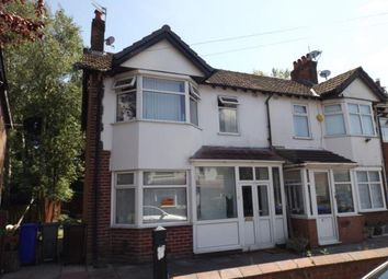 Thumbnail 3 bed semi-detached house for sale in Edgeworth Drive, Manchester, Greater Manchester
