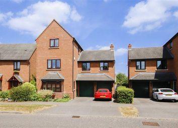 Thumbnail 4 bed detached house for sale in Bridlington Crescent, Monkston, Milton Keynes
