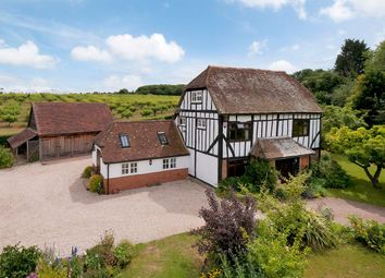 Thumbnail 4 bed detached house for sale in Well Street, Loose, Maidstone