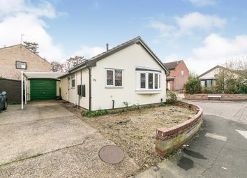 2 bed detached bungalow for sale in Chinook, Highwoods, Colchester CO4