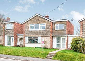 Thumbnail Detached house for sale in Monument Road, Chalgrove, Oxford