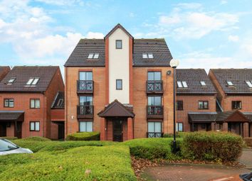 Thumbnail 1 bed flat for sale in Peter James Court, Stafford