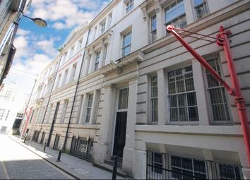 Thumbnail 1 bed flat for sale in Sweeting Street, Liverpool