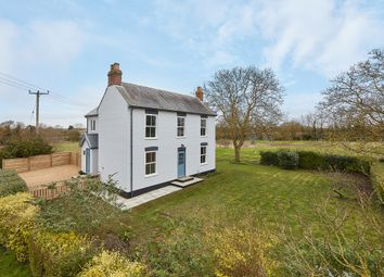 Thumbnail 4 bed detached house for sale in Malting End, Kirtling, Newmarket