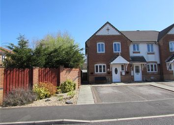Thumbnail 3 bed property to rent in Coriander Close, Blackpool