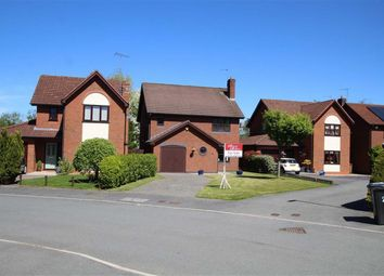 Thumbnail 4 bed detached house for sale in Ffordd Trem Y Foel, Mold, Flintshire