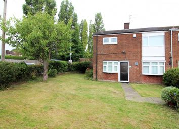 Thumbnail 3 bed town house for sale in Rudge Close, Willenhall