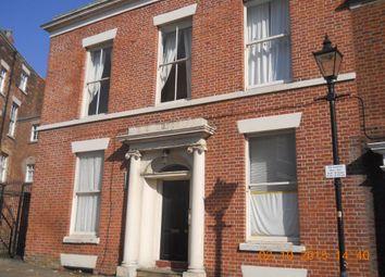 Thumbnail 1 bedroom flat to rent in Waltons Parade, Preston