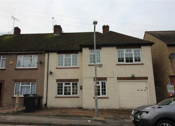 Thumbnail 3 bed terraced house to rent in Brook Road, Northfleet, Gravesend, Kent