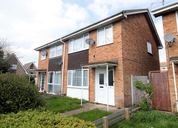 Thumbnail 3 bed semi-detached house to rent in Lovat Walk, Kempston, Bedford